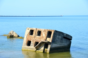 Liepaja, Ruins of the Sowiet Occupation