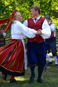 Traditional Estonian dress