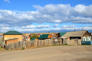Town in Olchon