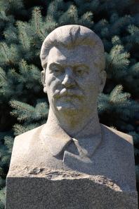 Grave of Josef Stalin