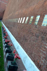 Graves of famous Russian people