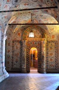 Inside St. Basil Church