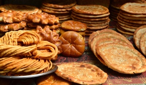 Chinese bread (in the muslim quarter in Xi'An)