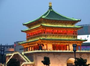 Drum tour (Xi'an)
