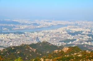 Seoul von oben