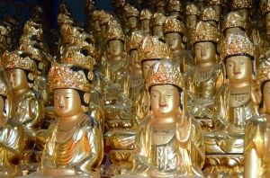 Tempel bei Sokcho