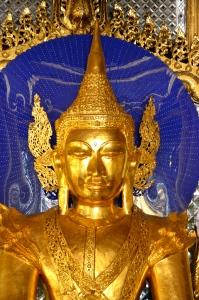 Buddha (Shwedagon Pagoda)