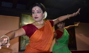 Tanz im Tempel